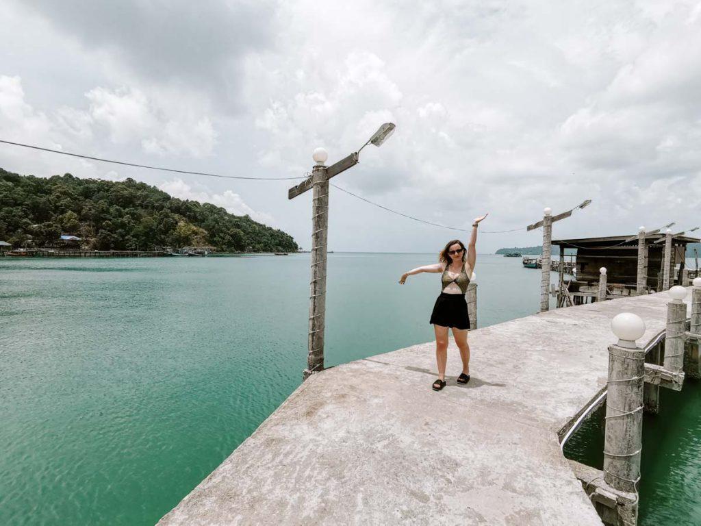 Paradise island Koh Rong Samloem