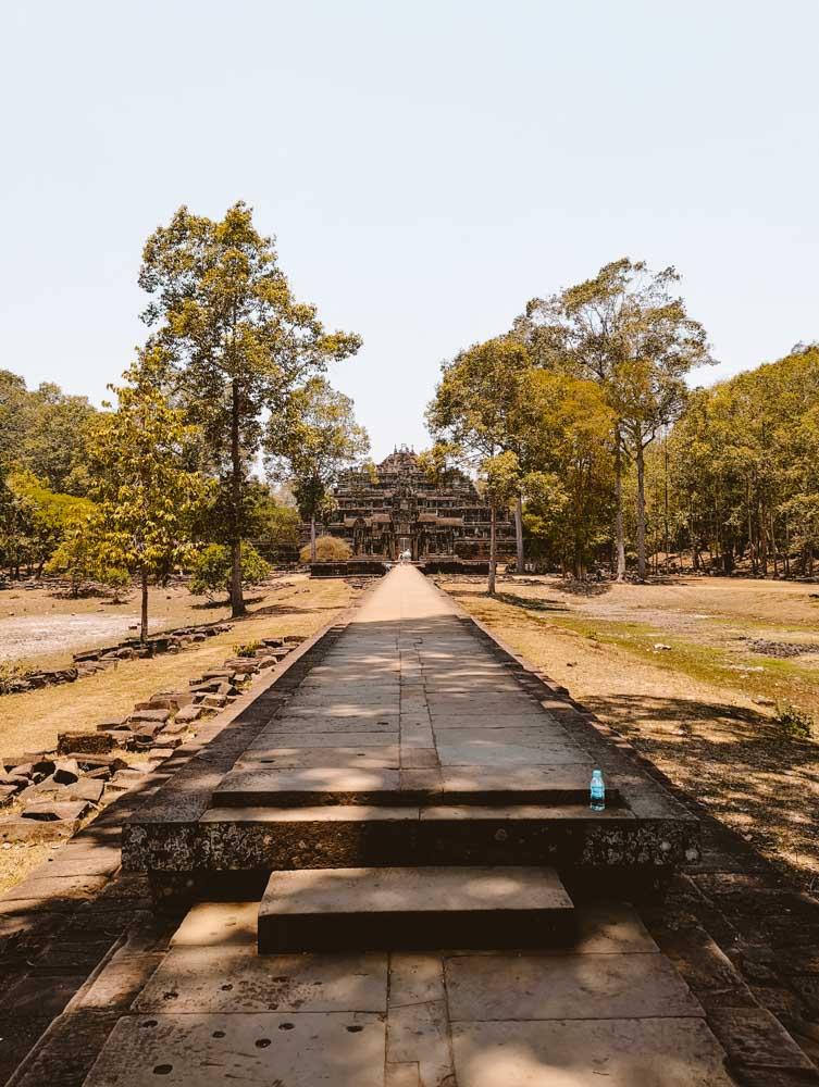 Baphuon temple in Siem Reap Cambodia