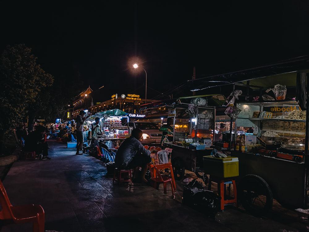 Pub Street Food in Siem Reap