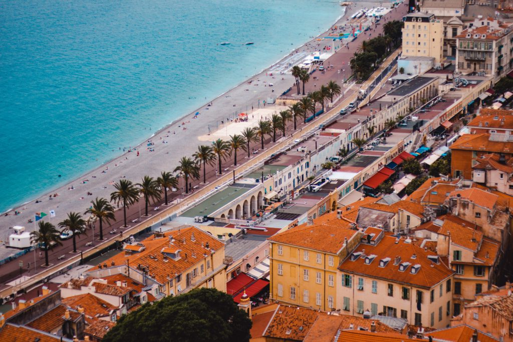 One week in the French Riviera